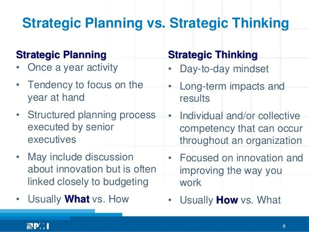 strategic-thinking-for-todays-project-managers-pmi-snec-8-638jpg - how to make strategic planning implementation work