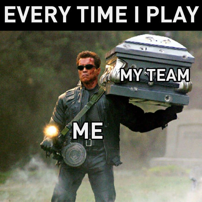 I Can T Carry It For You But I Can Carry You Really Funny Memes Funny Gaming Memes Gaming Memes