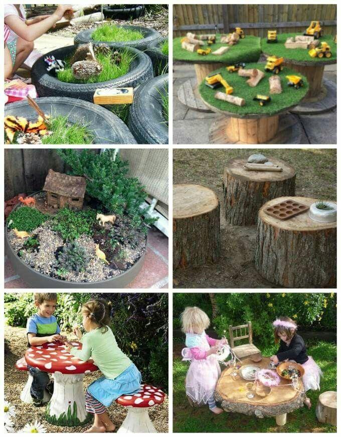 Outdoor Fun · Natural PlaygroundBackyard PlaygroundPlayground IdeasFaux ...