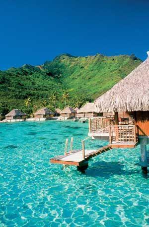 Moorea, French Polynesia :)