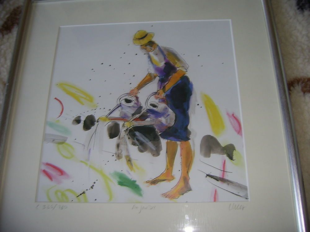 Maler Bergheim martin lersch maler goch offset der gärtner oldtimer moderne