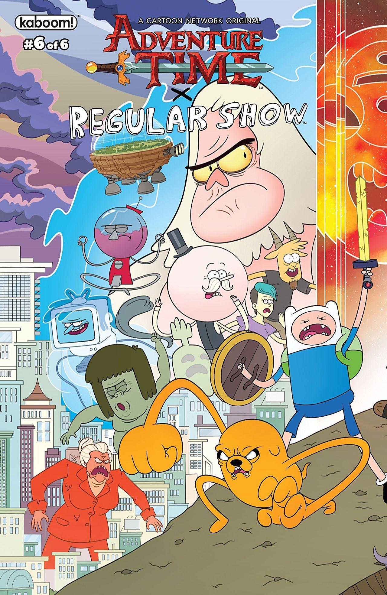 Adventure Time Comics #5 Kaboom
