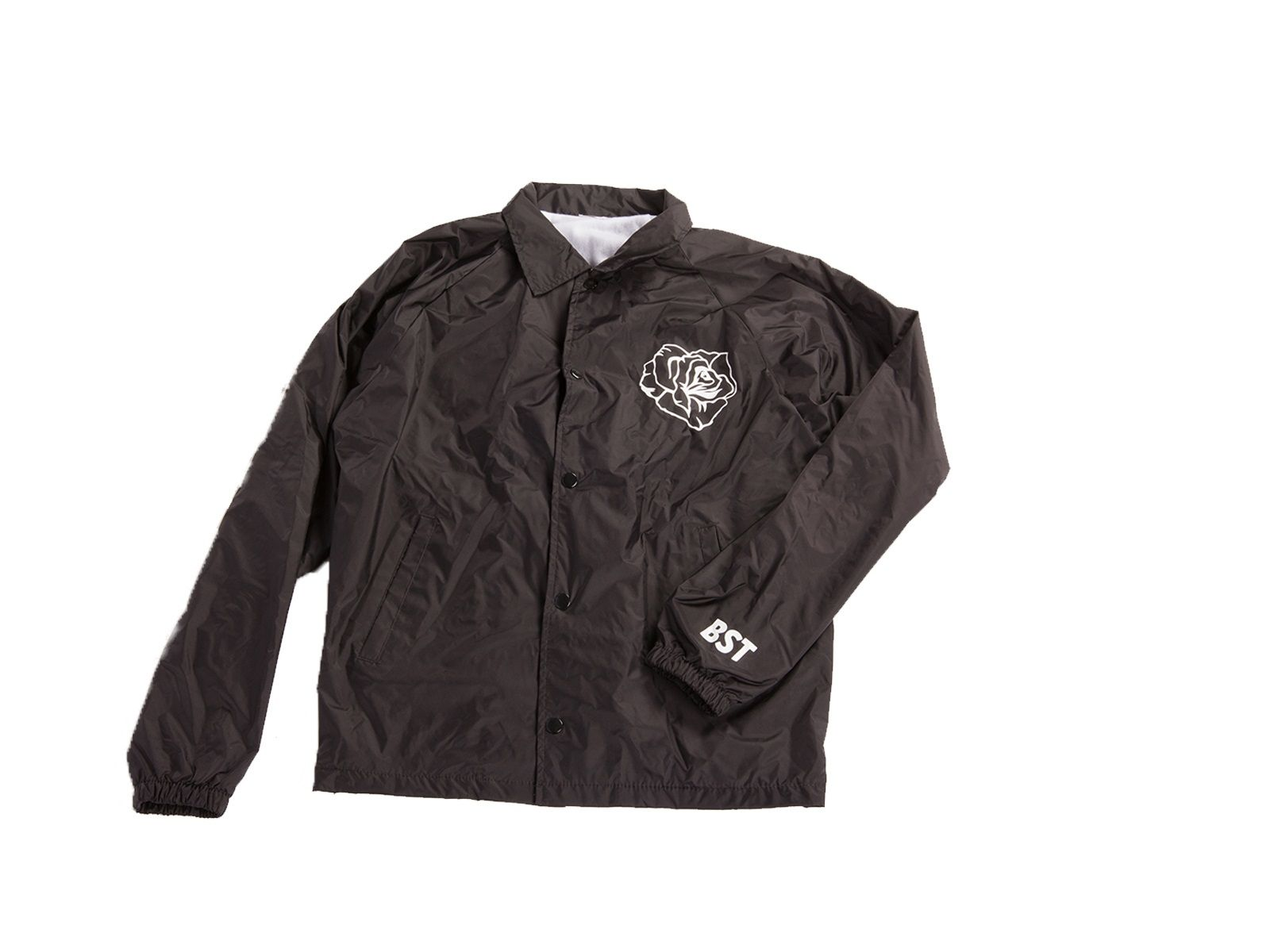 BST Rose Coach Jacket from BST | Urbaner | Jackets, Nike