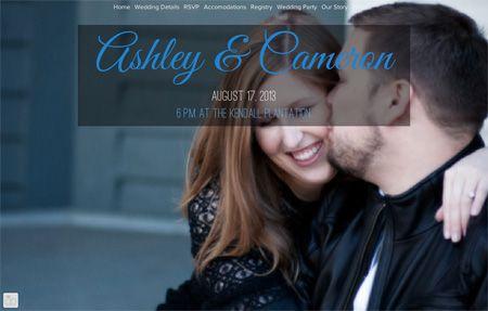 Ashley & Cameron