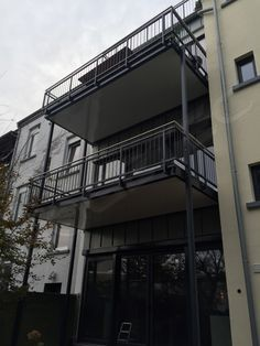 Anbaubalkon Haus Und Grundstuck Pinterest Balkon Anbau Und