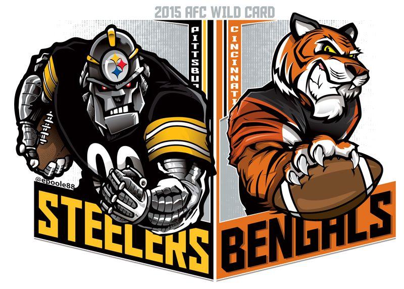 EPoole88 Steelers mascot, Sports team logos, Nfl