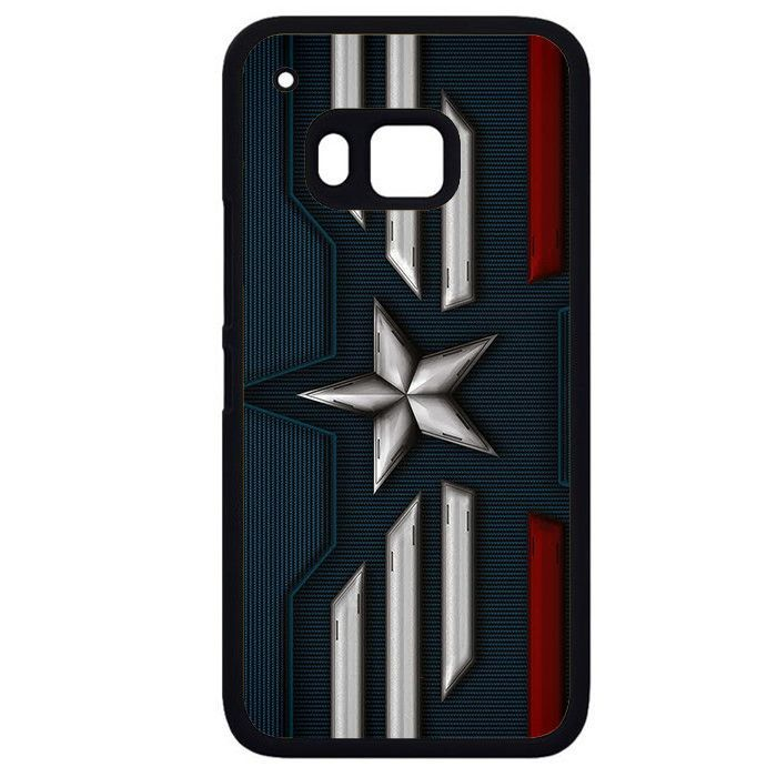 Captain America Winter Soldier HTC Phonecase For HTC One M7 HTC One M8 HTC One M9 HTC One X