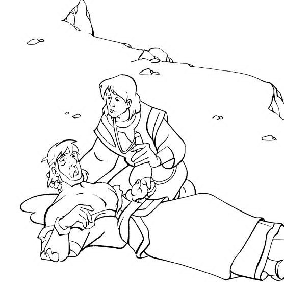 luke 19 10 coloring pages - photo#11