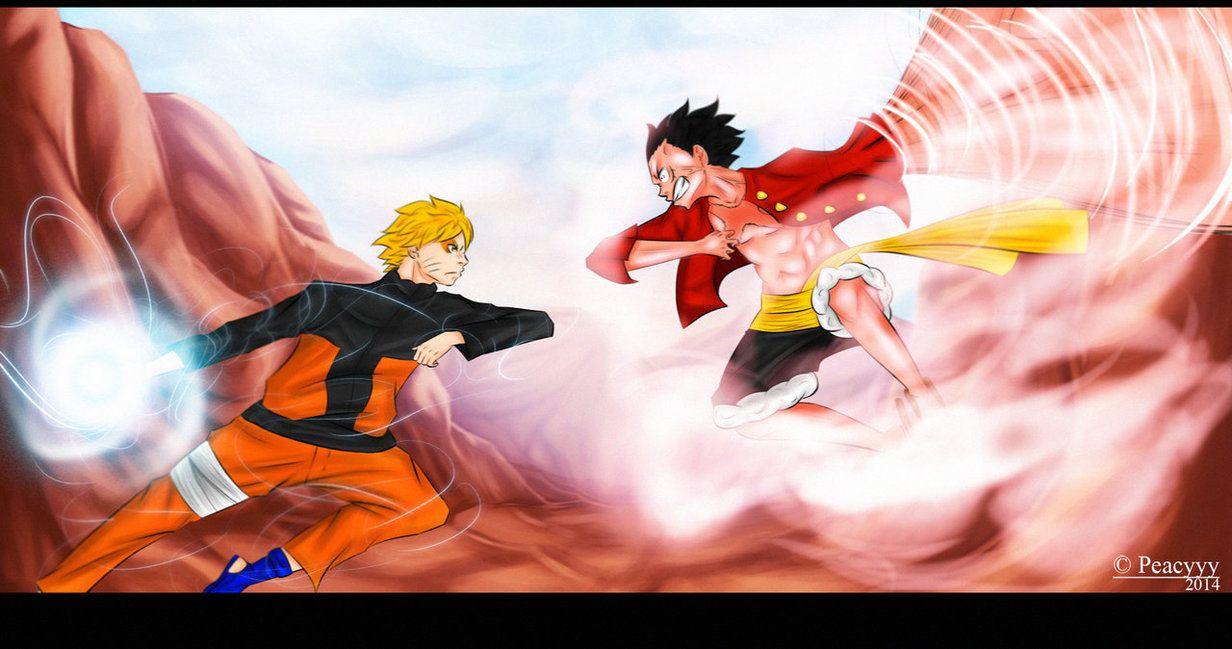 Luffy Vs Naruto | Mangabattles Wiki | Fandom powered by Wikia | Love