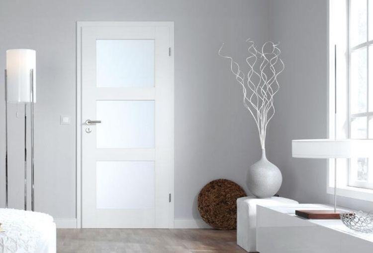 Portes Interieures Modernes En 38 Idees Pour Votre Maison Porte Interieur Moderne Portes Vitrees Interieures Interieur Salle De Bain