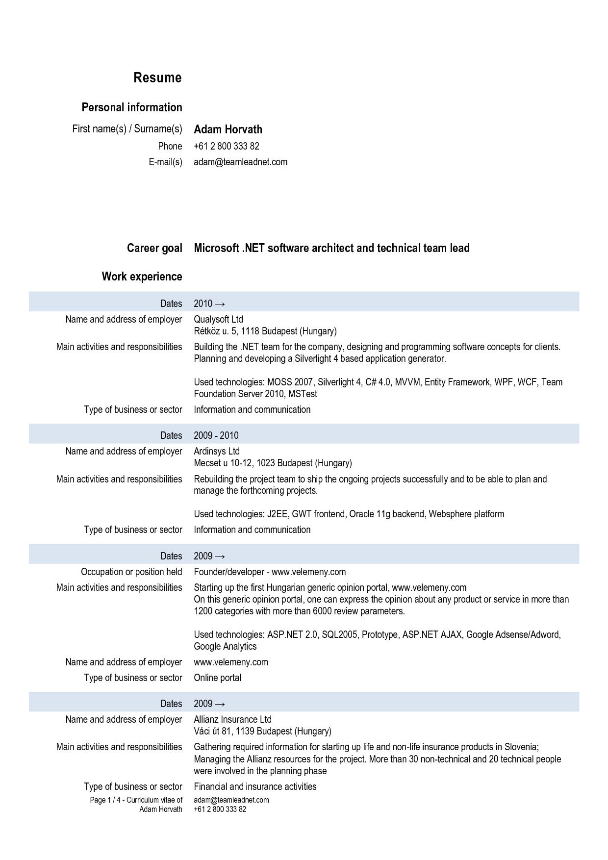 language skills resume sample - cover letter resume ideas