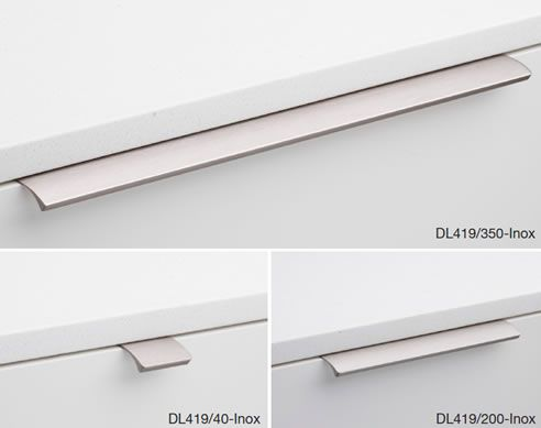 Drawer Edge Pulls Kitchen Cabinet Hardware Australian Design Edges