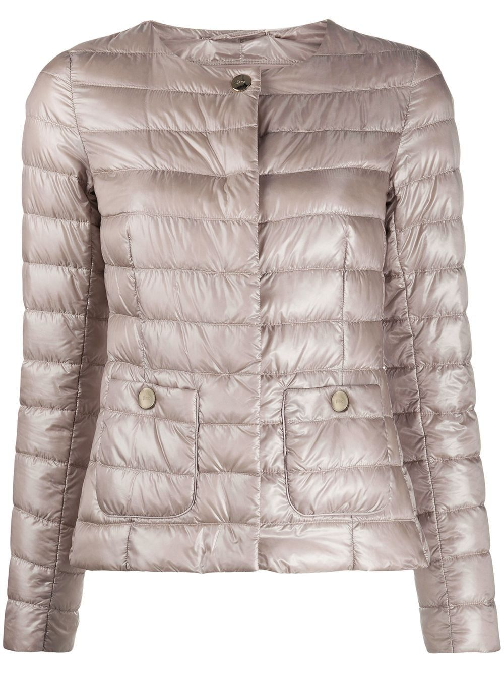 Herno Slim Fit Puffer Jacket Farfetch Puffer Jackets Herno Jackets [ 1334 x 1000 Pixel ]