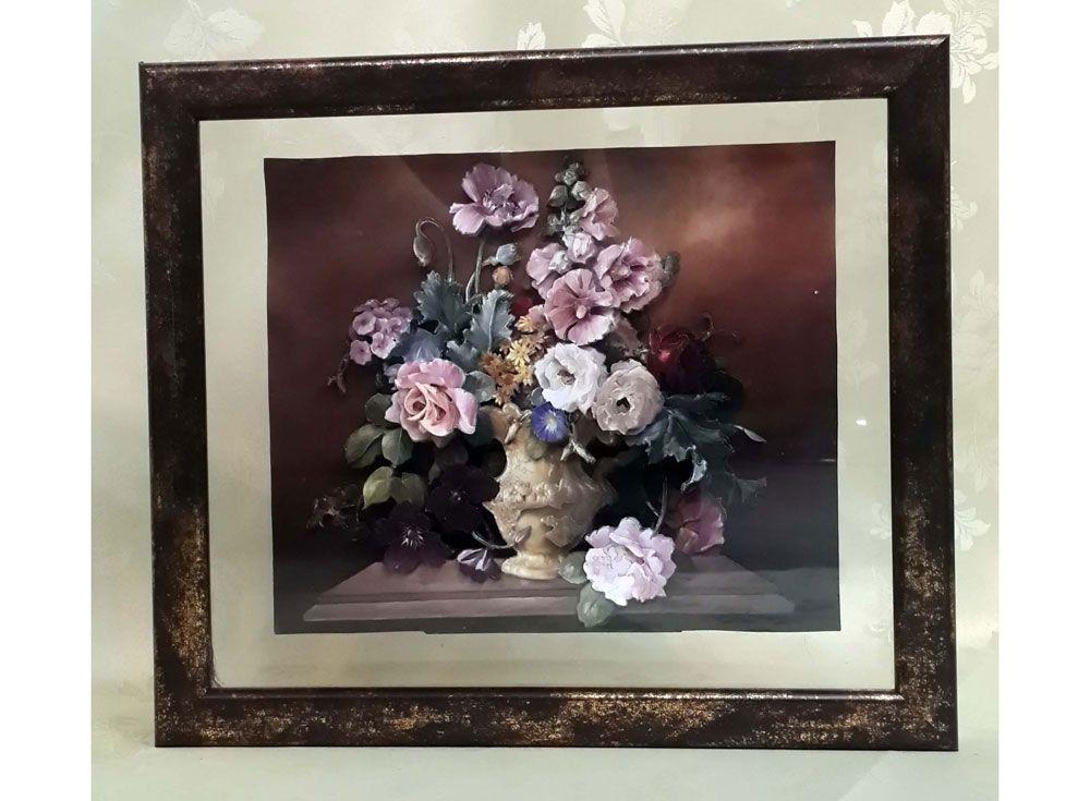 Папертоль «Цветы весны» | Цветы, Раскраска по номерам и Весна