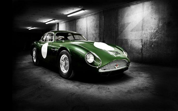 Aston Martin by Tim Wallace