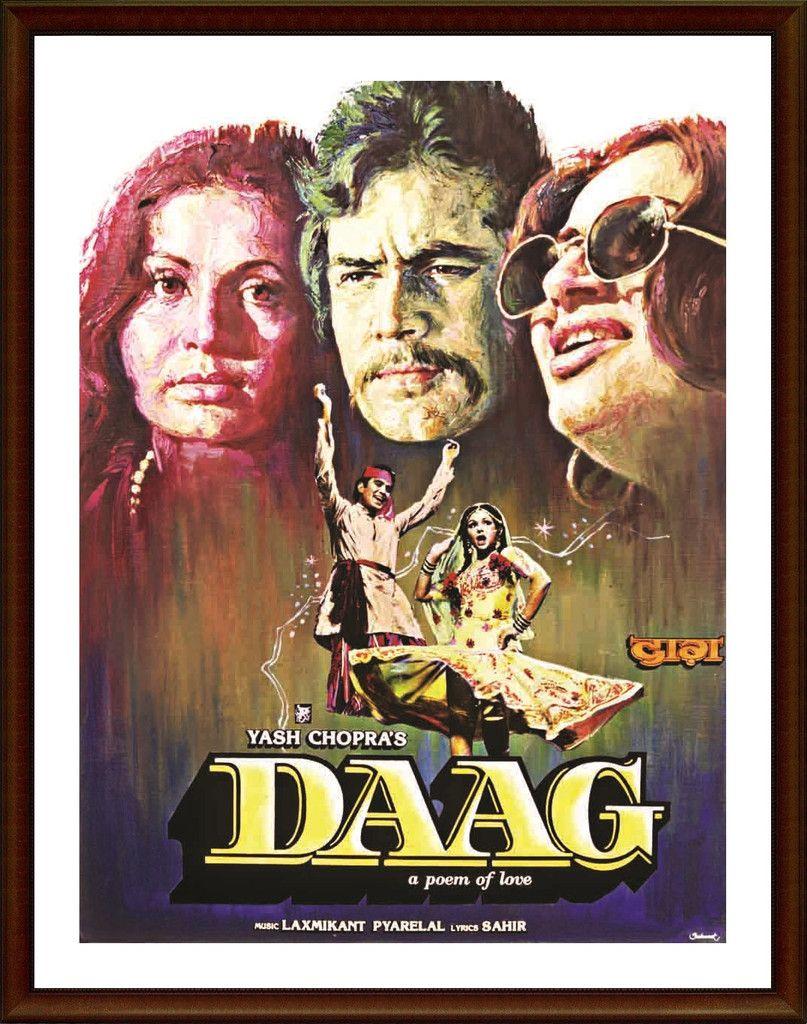 Image result for daag poster
