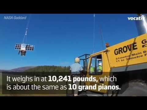 Výsledek obrázku pro flat Earth 2017 balloon