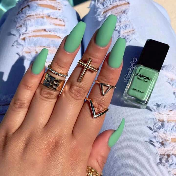 Lilshawtybad| | C Ł Å W Š✨ | Pinterest | Makeup, Manicure and Nail nail