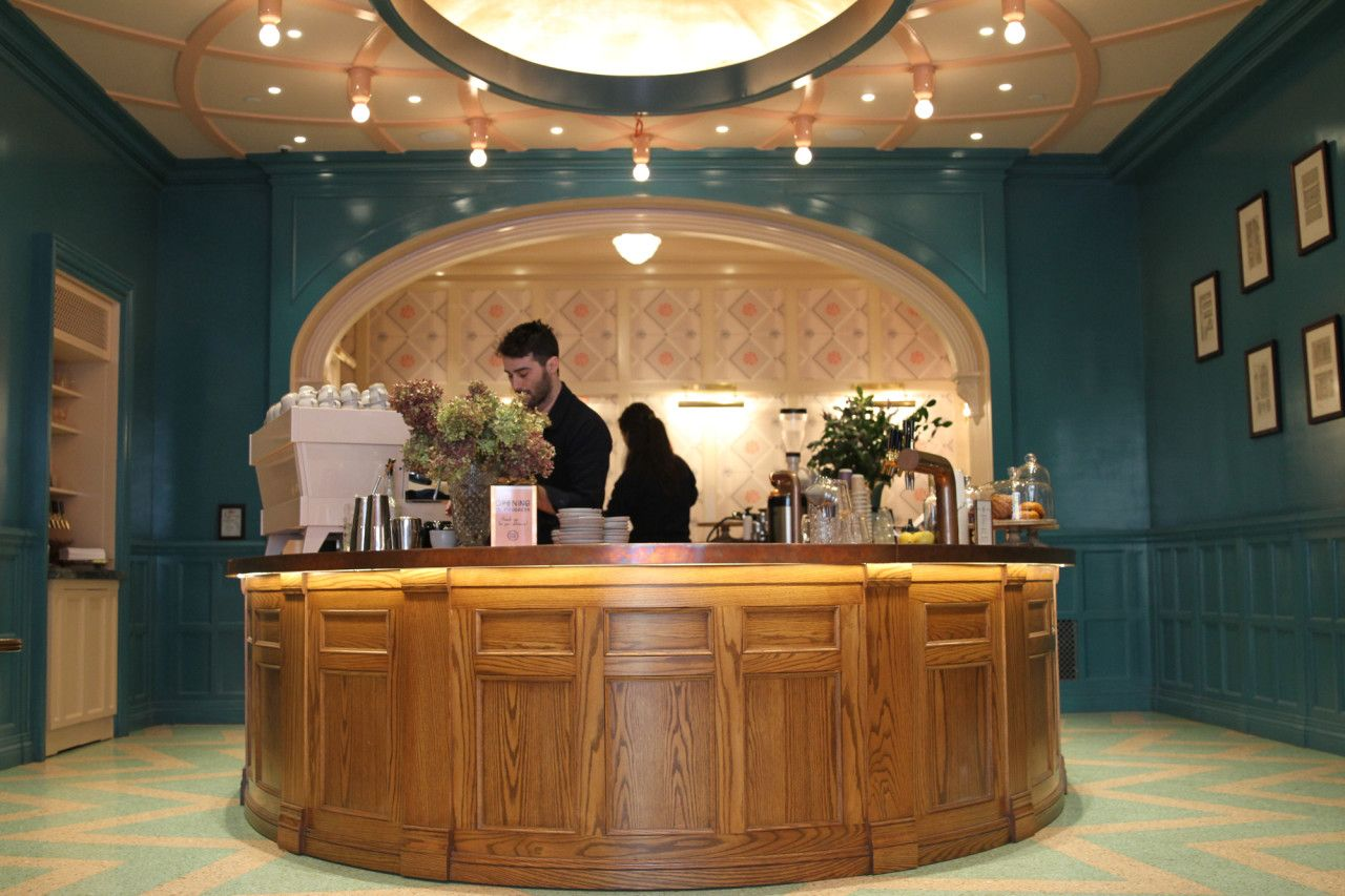 Get Lost In The Elegance At New York City's Felix Roasting Co. in 2020   Rent in nyc, Tasting ...