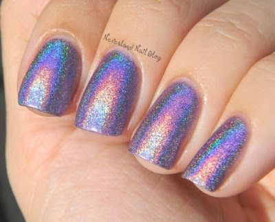 LAYLA - Holographic Effect / Ultra Violet