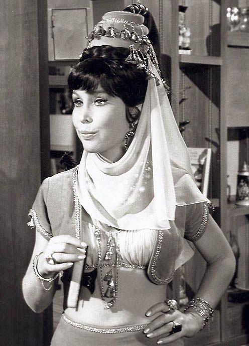 Barbara Eden, I Dream of Jeannie.