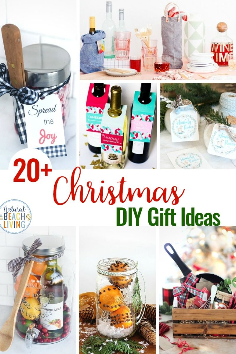 21 Diy Christmas Gifts For Friends Ihn Christmas Diy