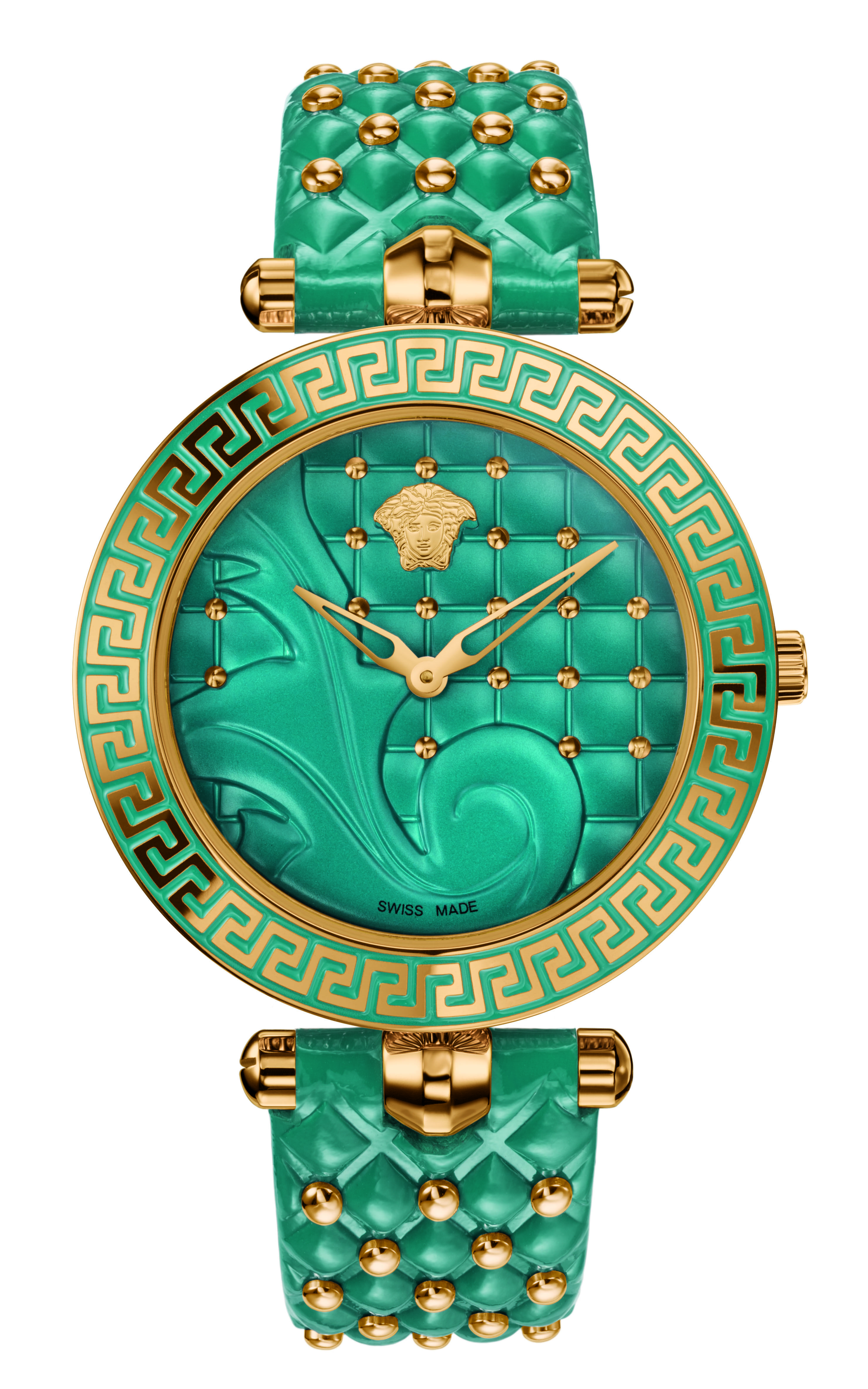 Never go unnoticed with the new Versace Vanitas watch colours.  Versace   VersaceWatches 2ca3ed3b41d