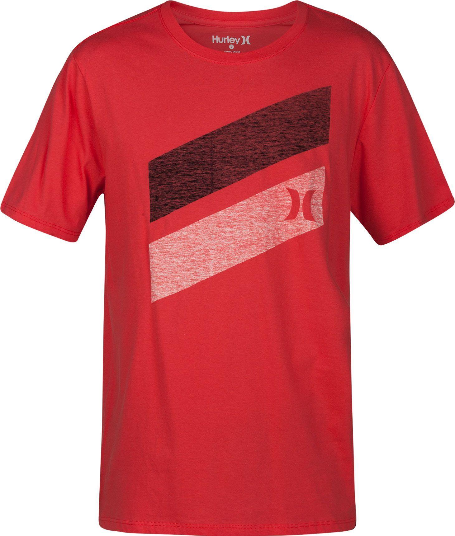 fff4864a3f Hurley Men's Icon Slash Push Through T-Shirt | Products | Hurley ...