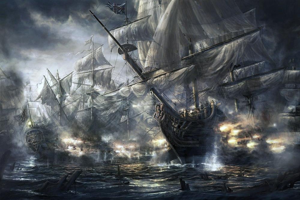 Bateau Pirate En 2020 Photo Noir Et Blanc Paysage Photo Noir Et Blanc Fond Ecran