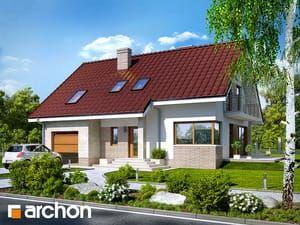 Projekt Domu Jednorodzinnego Dom W Idaredach 4 P Ev Tasarimi