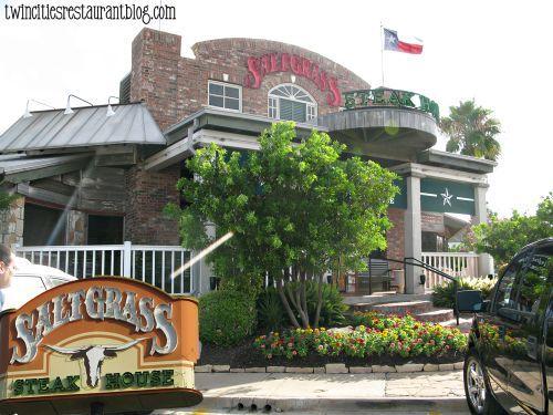 Salt Gr Steak House Our Favorite Restaurant During Texas Visit