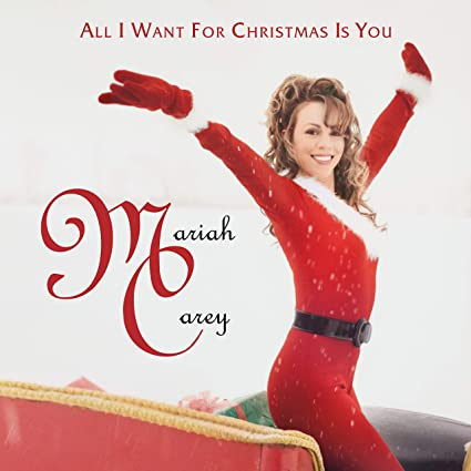 Mariah Carey All I Want For Christmas Is You Amazonsmile Music Mariah Carey Christmas Mariah Carey Michael Buble Christmas