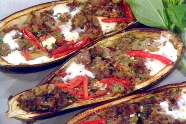 Greek style stuffed eggplant recipe food pinterest stuffed greek style stuffed eggplant recipe food pinterest stuffed eggplant eggplant recipes and eggplants forumfinder Image collections