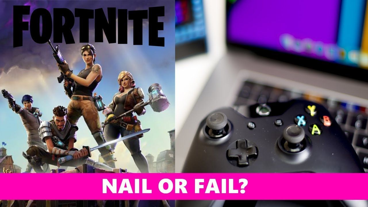 can u play fortnite on mac
