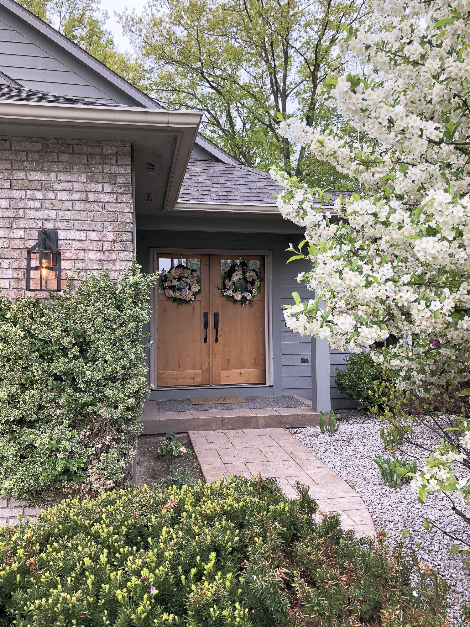 Modern Farmhouse Outdoor Lighting Easy Home Exterior