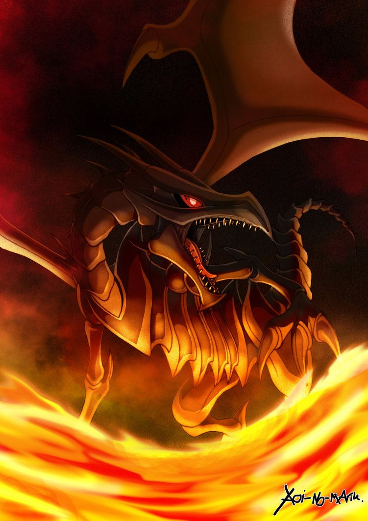 Joey S Red Eyes Black Dragon The One Cool Card He Owns Black