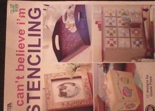 LEISURE ARTS STENCLING HOW TO BOOK #LeisureArts