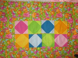 God's Goodness & Grace: February's Quilt A Long with Whimsical Fabric & Me