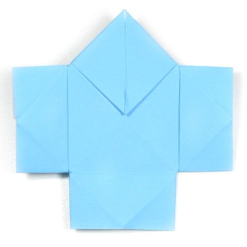 How To Make A Traditional Easy Origami Shirt Httporigami