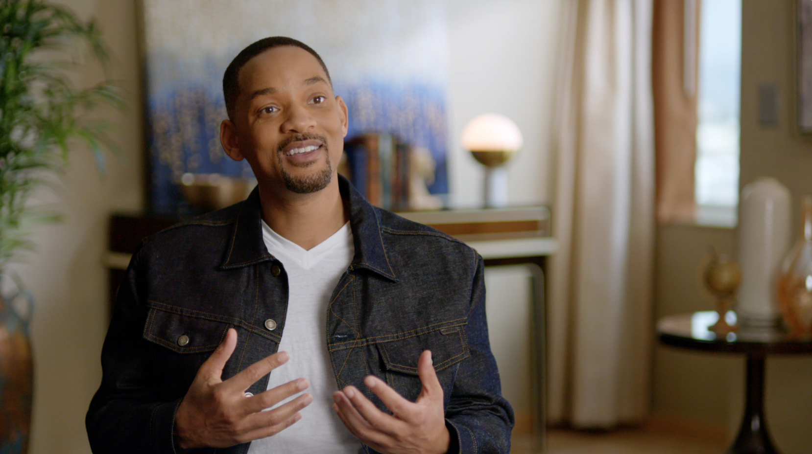 Will Smith On Playing His Younger Self In Gemini Man And The Advice He Wouldn T Give Him Gemini Man Movies In Theaters Now Gemini