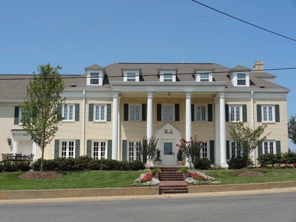 Kappa Delta At The University Of Arkansas University Of