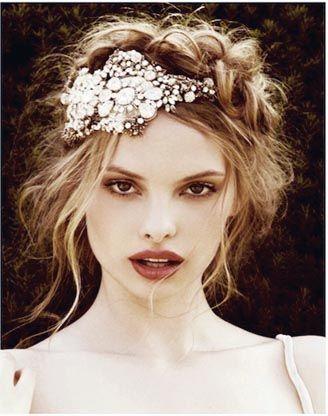 Astounding 1000 Images About Bohemian Hairstyles On Pinterest Bohemian Short Hairstyles Gunalazisus