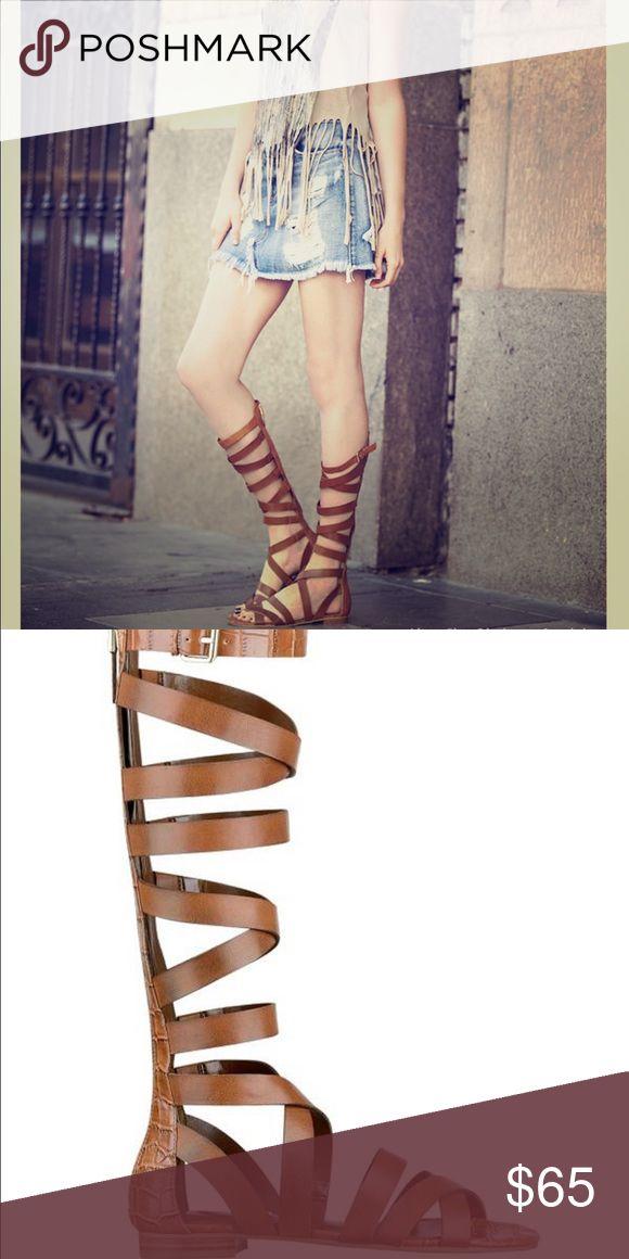 9c6a286e7 Gladiator sandal size 6.5 on Poshmark! My username is  hnicol13.   shopmycloset  poshmark  fashion  shopping  style  forsale  Guess  Shoes