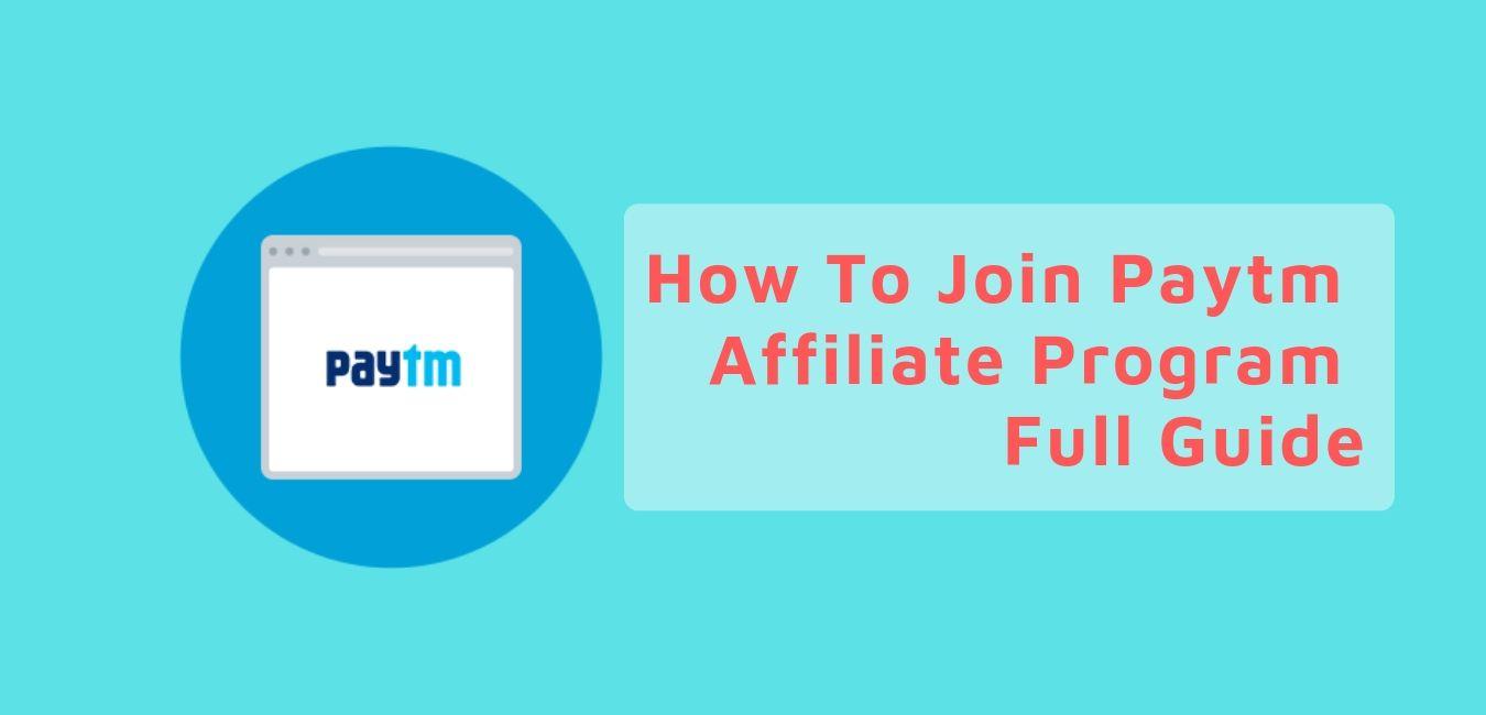 Paytm Affiliate Program Affiliate Programs Train Booking Affiliate