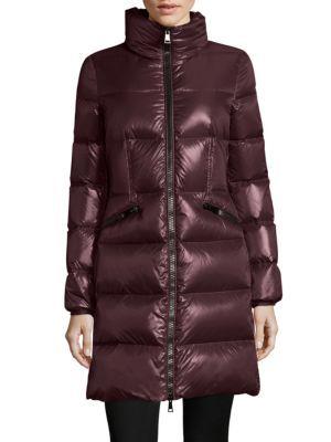 MONCLER Jasminum Puffer Jacket. #moncler #cloth #jacket