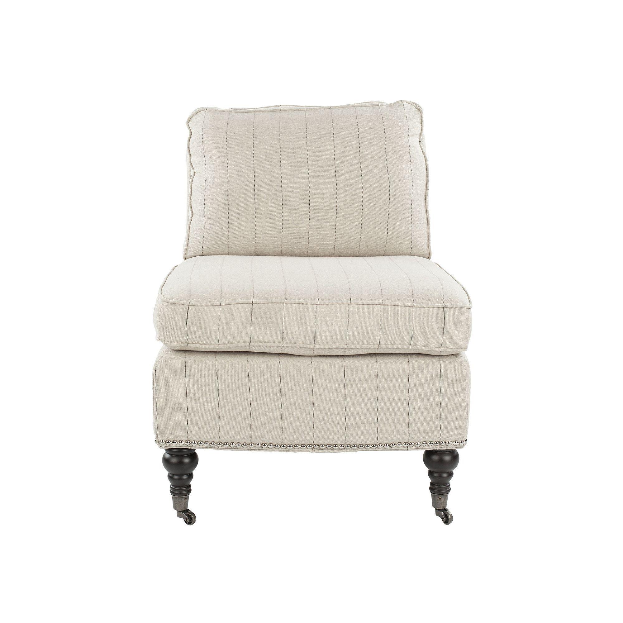 Safavieh Randy Slipper Chair Chair Accent Chairs Furniture