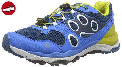 Jack Wolfskin Trail Excite Low M Herren Outdoor Fitnessschuhe Blau