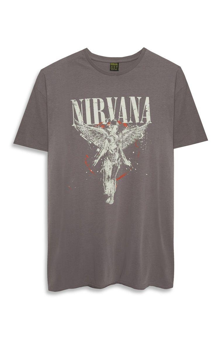 8cfd0b1d61b Primark - Stone Nirvana T-shirt