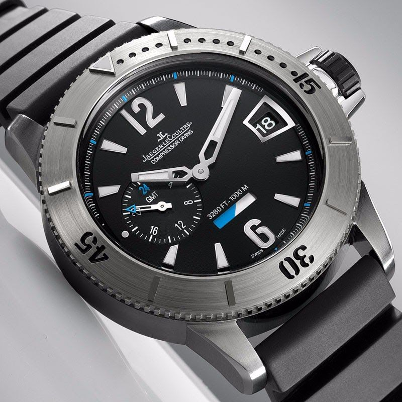 Jaeger Lecoultre Master Compressor Diving GMT The review