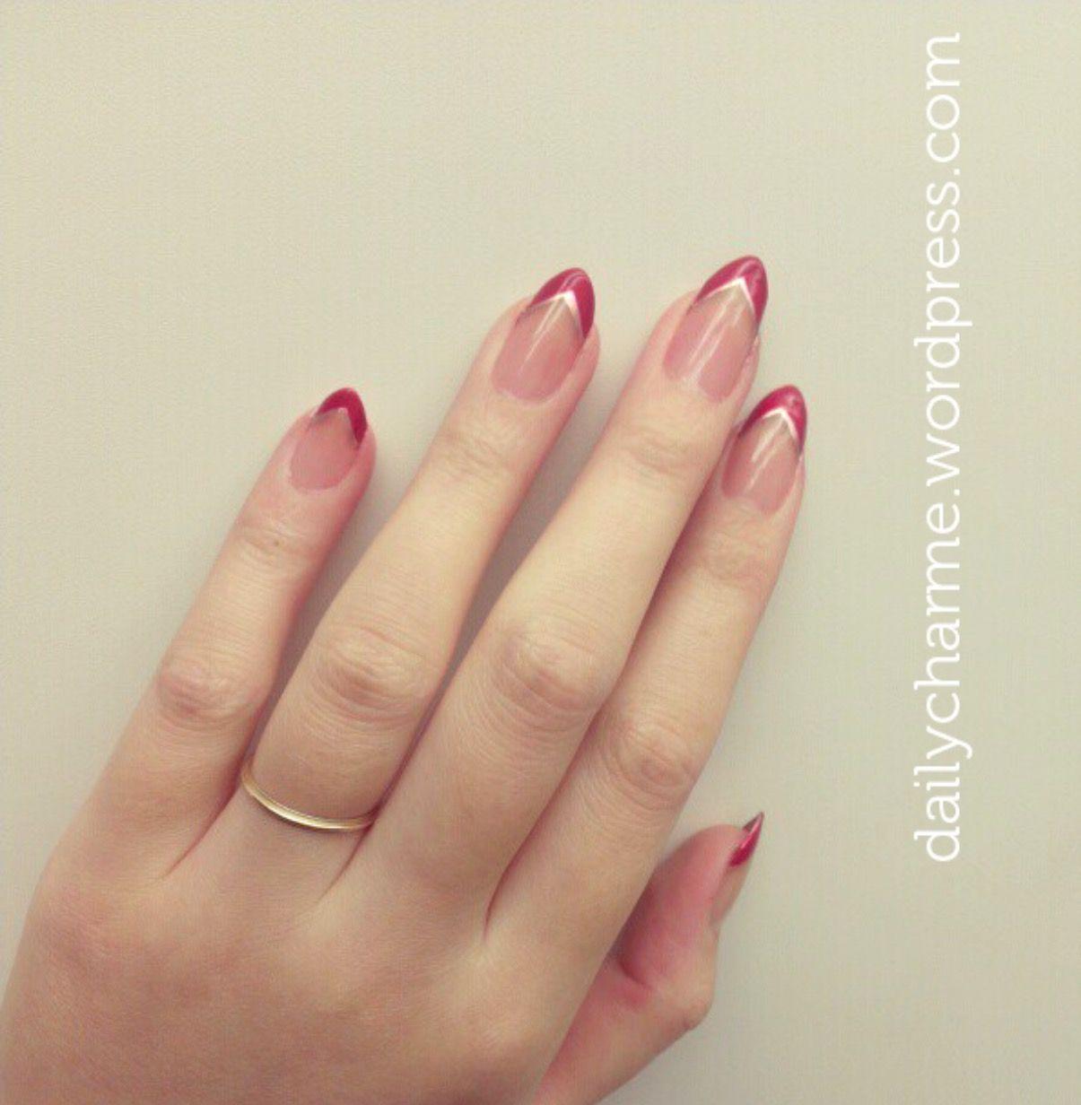 Pin von Nadin Mur auf Nails   Pinterest